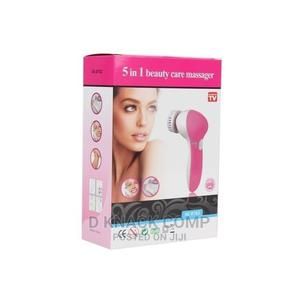 5 In 1 Facial Scrub Cleaner Beauty Care Massager   Tools & Accessories for sale in Lagos State, Alimosho