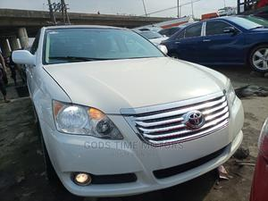 Toyota Avalon 2009 White | Cars for sale in Lagos State, Apapa