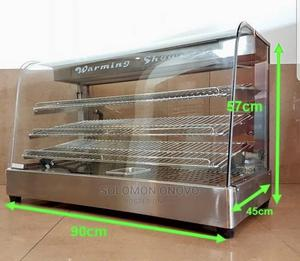 Pure Stainless Steel Snacks Warmer | Store Equipment for sale in Lagos State, Ojo