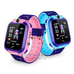 GPS Tracker Kids Smart Watch   Babies & Kids Accessories for sale in Rivers State, Port-Harcourt