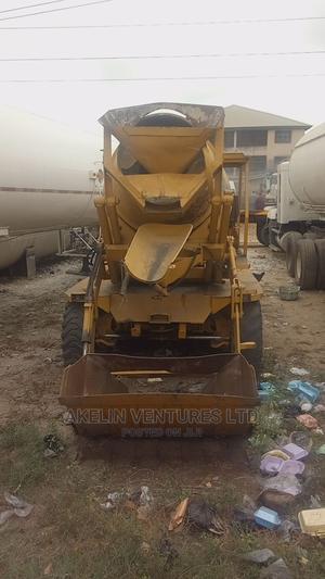 5 Cubic Mobile Concrete Mixer   Heavy Equipment for sale in Lagos State, Amuwo-Odofin