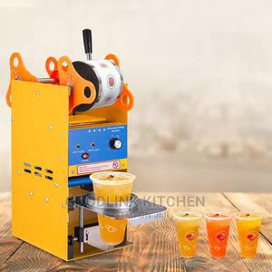 Cup Sealing Machine | Restaurant & Catering Equipment for sale in Abuja (FCT) State, Wuse 2