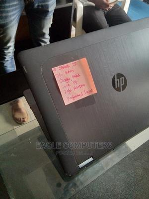 Laptop HP ZBook 15 8GB Intel Core I7 HDD 500GB | Laptops & Computers for sale in Abuja (FCT) State, Wuse