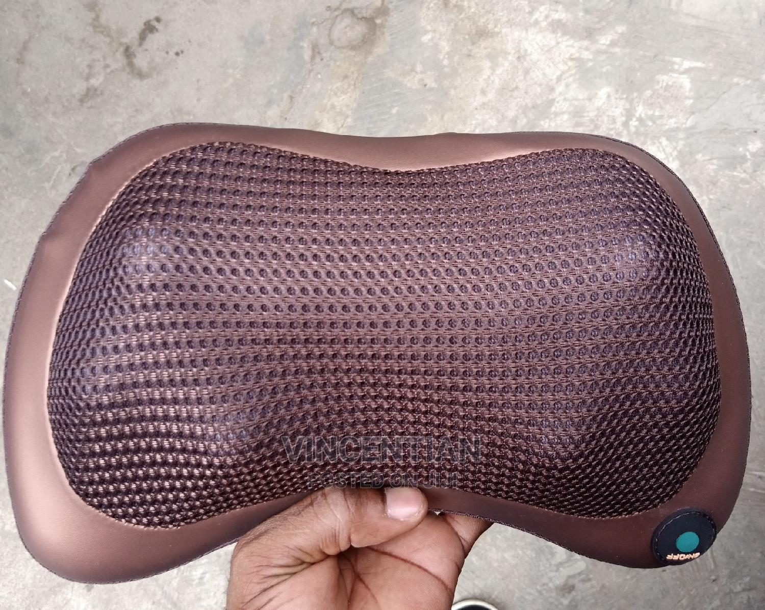 Car Massage Pillow | Sports Equipment for sale in Surulere, Lagos State, Nigeria