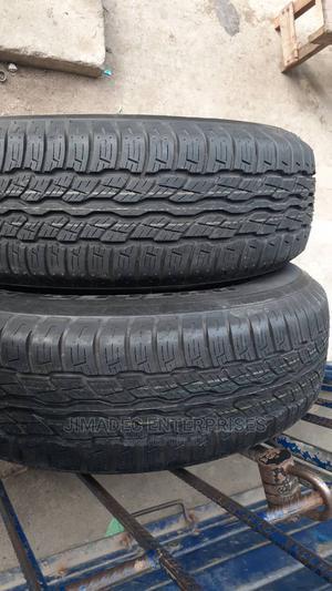 225/65r17 Bridgestone Made in Japan   Vehicle Parts & Accessories for sale in Lagos State, Ikeja