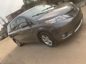 Toyota Sienna 2011 LE 8 Passenger Gray | Cars for sale in Lagos State, Isolo