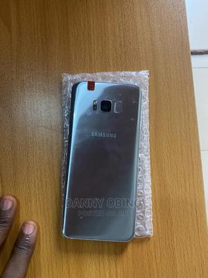 Samsung Galaxy S8 Plus 64 GB Silver | Mobile Phones for sale in Enugu State, Enugu