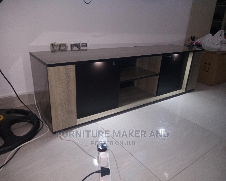 Design Tv Stand   Furniture for sale in Ikeja, Lagos State, Nigeria