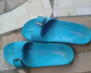 Tokquest Blue Slippers | Shoes for sale in Lagos State, Ipaja