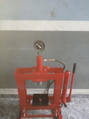 Hydraulic Shop Press 10ton | Other Repair & Construction Items for sale in Rivers State, Port-Harcourt