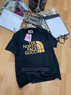 High Quality Gucci Black T-Shirts for Men   Clothing for sale in Lagos State, Magodo