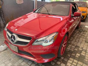 Mercedes-Benz E350 2014 Red   Cars for sale in Lagos State, Lekki