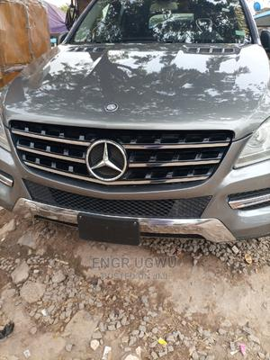 Mercedes-Benz M Class 2015 Gray | Cars for sale in Abuja (FCT) State, Garki 2