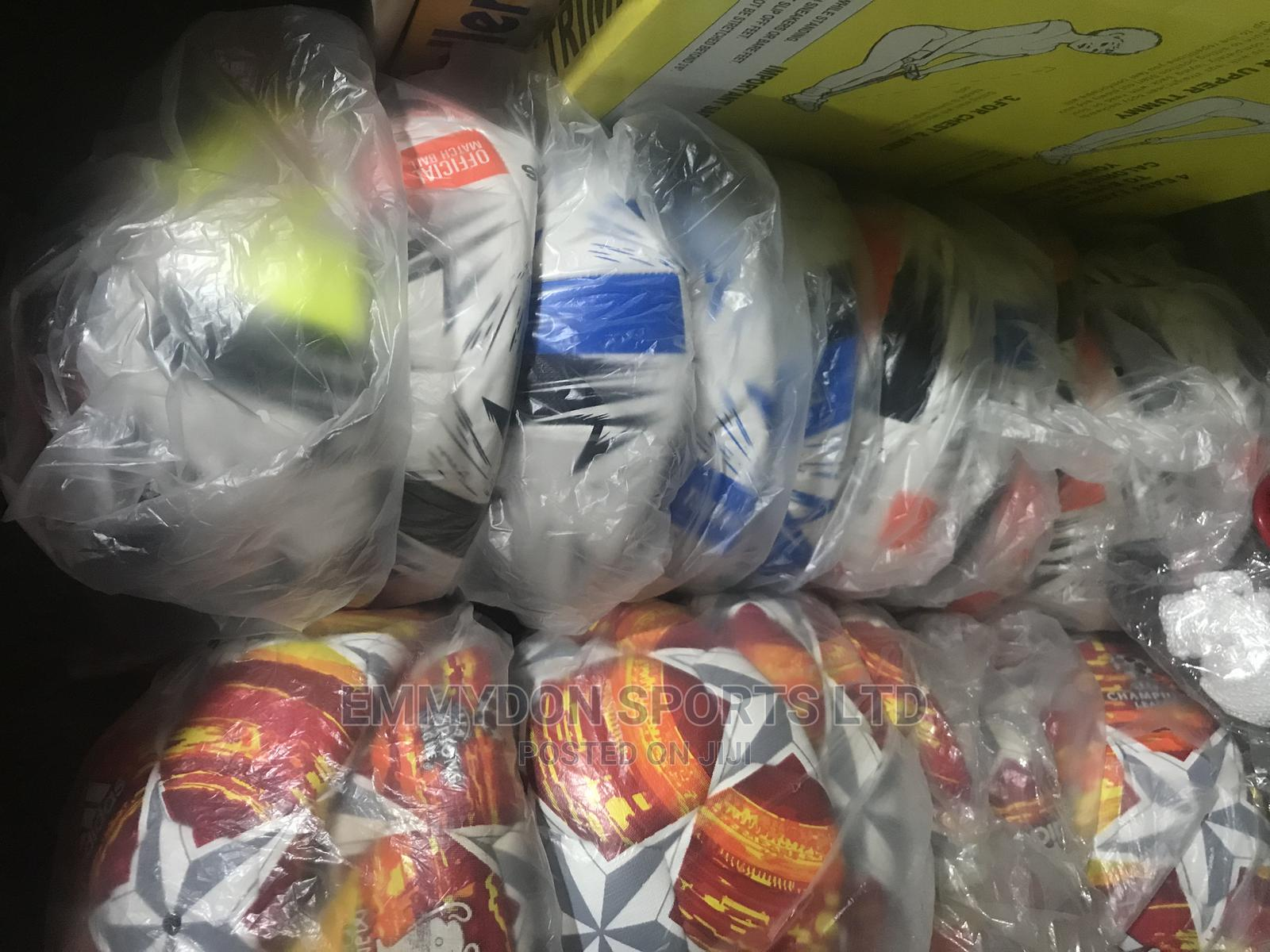 Football (Official Match Balls) | Sports Equipment for sale in Surulere, Lagos State, Nigeria