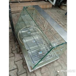 3 Plates Stainless Snacks Warmer With Double Shelve   Restaurant & Catering Equipment for sale in Lagos State, Yaba