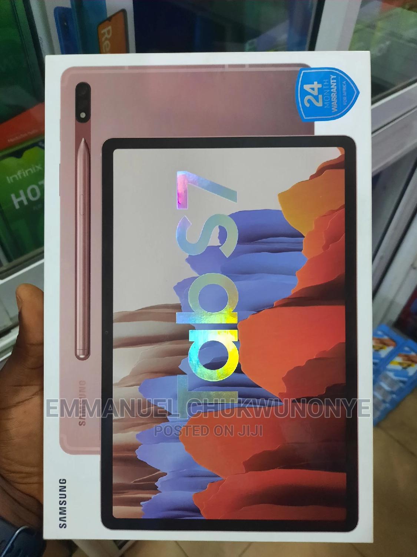 New Samsung Galaxy Tab S7 128 GB Black