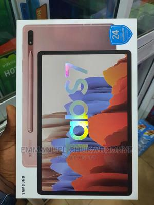 New Samsung Galaxy Tab S7 128 GB Black | Tablets for sale in Lagos State, Ikeja