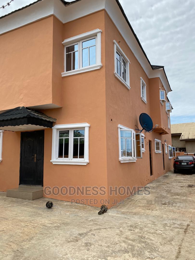 For Sale : Twin 4 Bedroom Duplex at Soka Area Ibadan