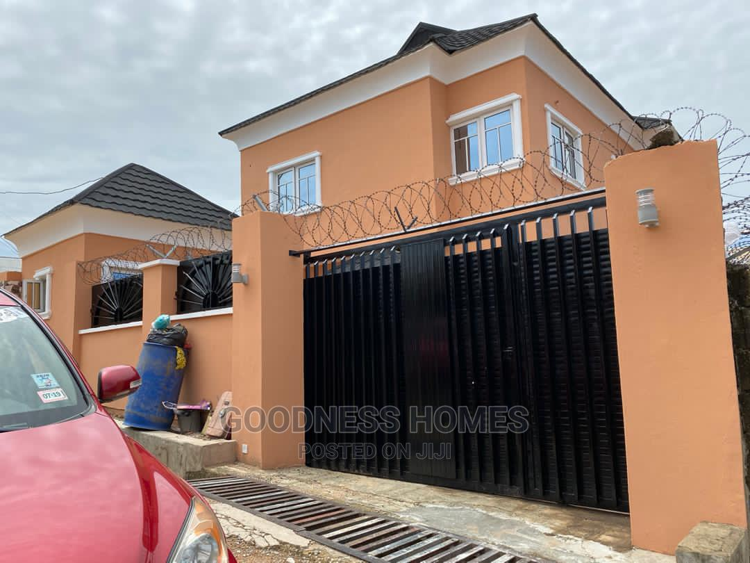 For Sale : Twin 4 Bedroom Duplex at Soka Area Ibadan | Houses & Apartments For Sale for sale in Oluyole, Oyo State, Nigeria