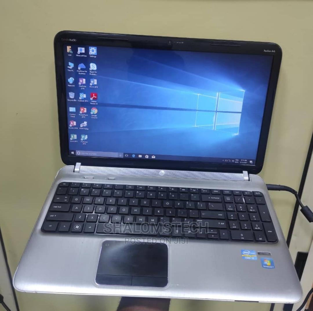 Laptop HP Pavilion Dv6 4GB Intel Core I3 HDD 320GB
