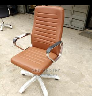 Office Chair Brown | Furniture for sale in Lagos State, Amuwo-Odofin