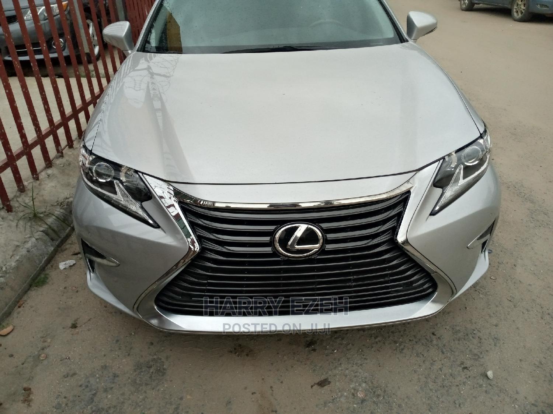 Lexus ES 2016 350 FWD Silver