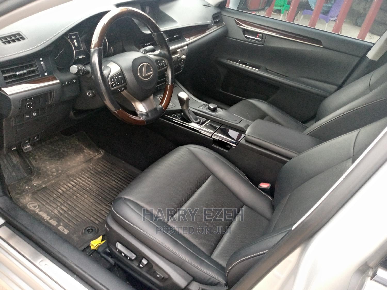 Lexus ES 2016 350 FWD Silver   Cars for sale in Amuwo-Odofin, Lagos State, Nigeria