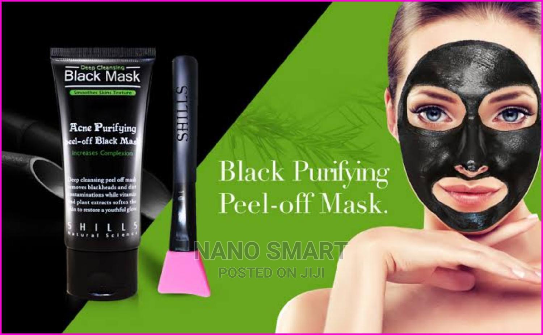 Deep Cleansing Black Mask Black Head Remover