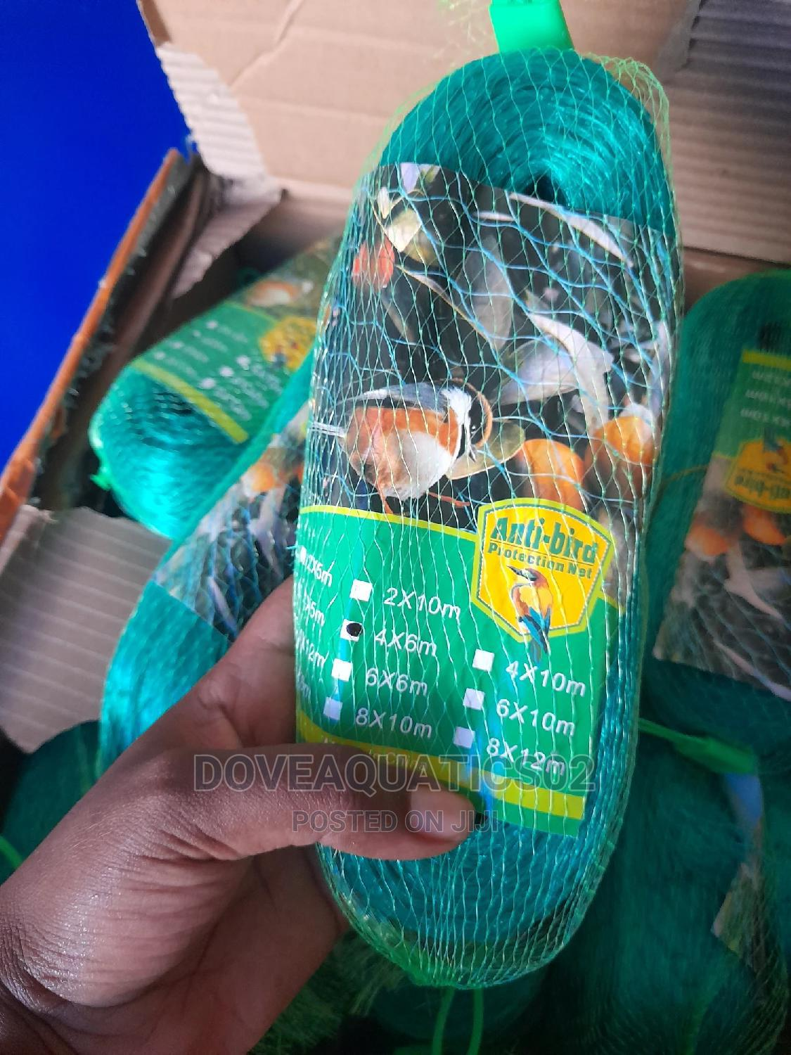 Fish Net For Covering Fish Pond   Farm Machinery & Equipment for sale in Alimosho, Lagos State, Nigeria