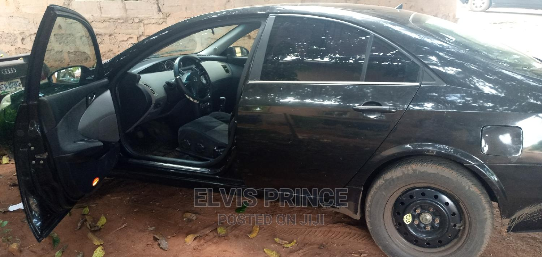 Nissan Primera 2004 Break Black | Cars for sale in Benin City, Edo State, Nigeria