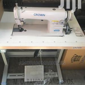 Original Crown Industrial Straight Sewing Machine | Home Appliances for sale in Lagos State, Surulere