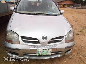 Nissan Almera 2003 1.5 D Silver   Cars for sale in Lagos State, Egbe Idimu
