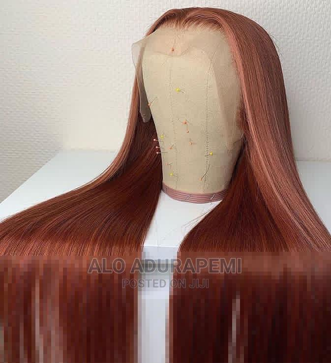 Archive: Bone Straight Human Hair With Frontal