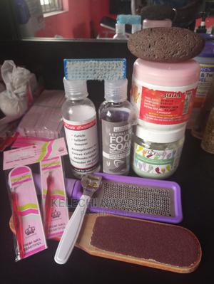 MANICURE PEDICURE (Home Service)   Health & Beauty Services for sale in Lagos State, Ajah