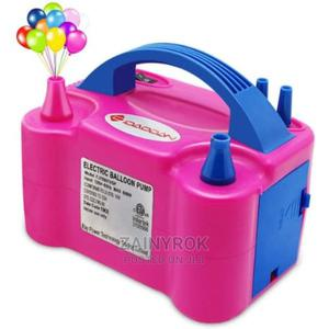 Electric Balloon Blower Pump Inflator for Decoration | Home Accessories for sale in Lagos State, Alimosho