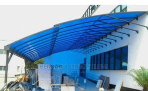 Danpalon Sheet/ Polycarbonate Sheet/ Carport/ Carports | Building & Trades Services for sale in Lagos State, Ajah
