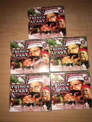 Things Fall Apart | CDs & DVDs for sale in Delta State, Oshimili South