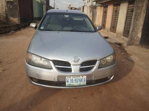Nissan Almera 2003 1.5 D Silver   Cars for sale in Lagos State, Alimosho