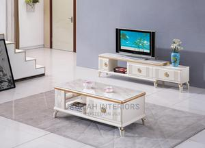 Center Table and TV Stand | Furniture for sale in Abuja (FCT) State, Karu