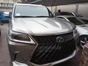 Lexus LX 2020 570 Three-Row Gray   Cars for sale in Lagos State, Amuwo-Odofin