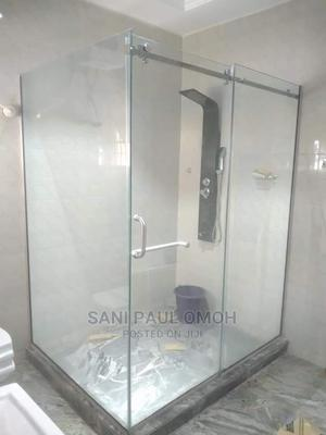 Shower Cubicle ( 10mm Portable Glass) | Plumbing & Water Supply for sale in Abuja (FCT) State, Gwarinpa