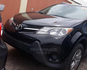 Toyota RAV4 2014 LE 4dr SUV (2.5L 4cyl 6A) Blue   Cars for sale in Lagos State, Ikotun/Igando