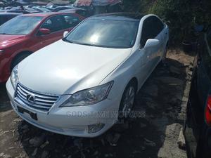 Lexus ES 2009 350 White | Cars for sale in Lagos State, Apapa