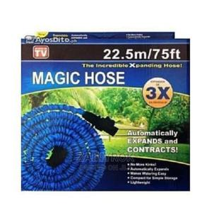 Expandable Magic Hose Spray Nozzle Long Size (75ft) | Garden for sale in Lagos State, Alimosho