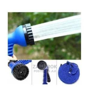 Expandable Magic Hose Spray Nozzle Long Size (150ft) | Garden for sale in Lagos State, Alimosho