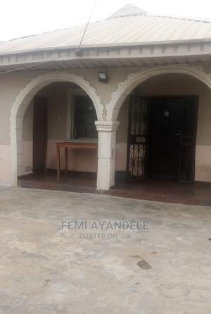 Three Bedroom Flat on Half Plot of Land | Houses & Apartments For Sale for sale in Ikorodu, Ebute