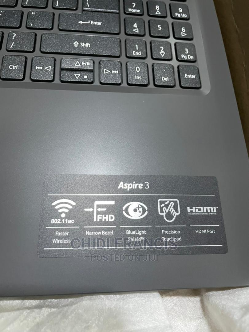 Archive: New Laptop Acer Aspire 3 8GB Intel Core I5 256GB