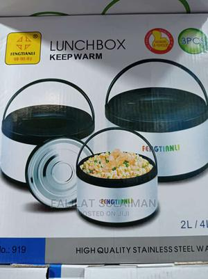 Lunchbox Pack 3 in 1 Hotness for 14 Hours   Kitchen & Dining for sale in Lagos State, Ikeja