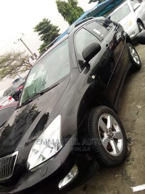Lexus RX 2006 330 Black   Cars for sale in Lagos State, Apapa