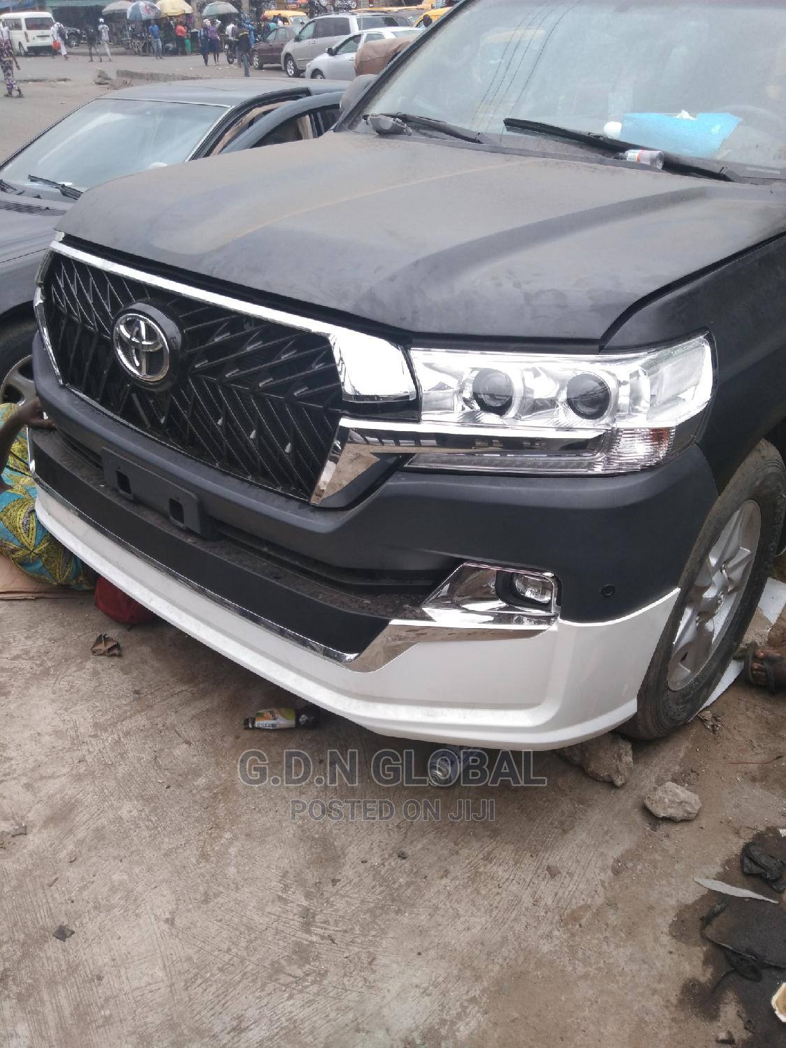Upgrade Your Toyota Land Cruiser 2010 Model to 2020 Model